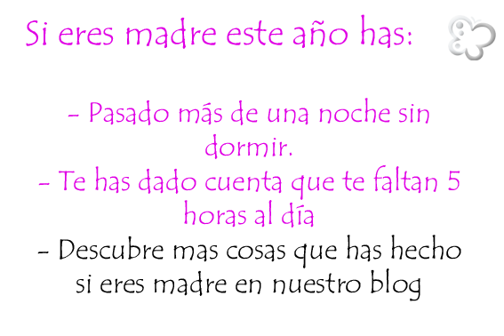 Si eres madre