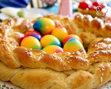 Postre típico de Pascua
