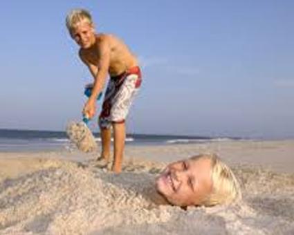 Cubrise de arena