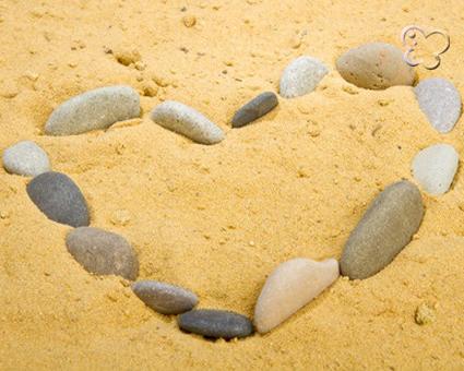 Dibujos con piedras