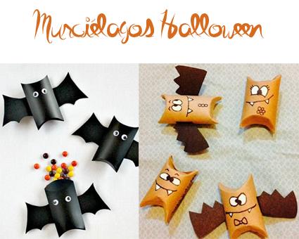 Murciélagos Halloween