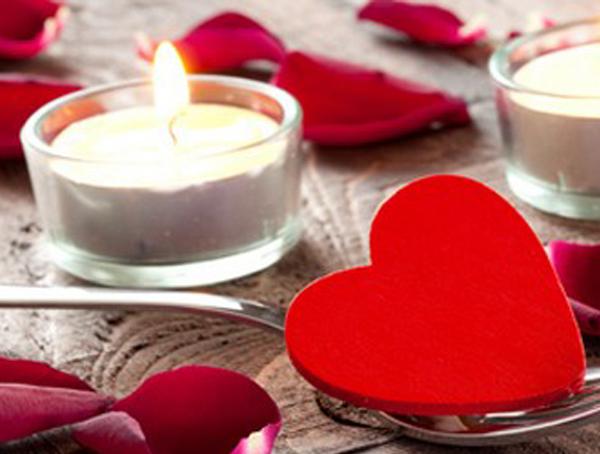 Decoración romántica